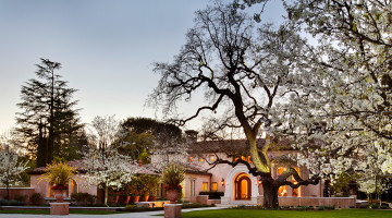 Bella Sera, A Legendary Estate For Generations To Come…Atherton, CA